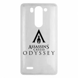 Чохол для LG G3 Mini/G3s Assassin's Creed: Odyssey logotype - FatLine