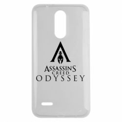 Чохол для LG K7 2017 Assassin's Creed: Odyssey logotype - FatLine