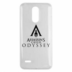 Чохол для LG K8 2017 Assassin's Creed: Odyssey logotype - FatLine