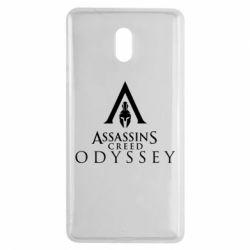 Чохол для Nokia 3 Assassin's Creed: Odyssey logotype - FatLine