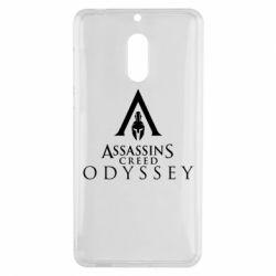 Чохол для Nokia 6 Assassin's Creed: Odyssey logotype - FatLine