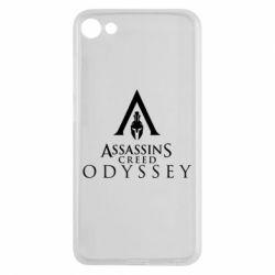 Чохол для Meizu U10 Assassin's Creed: Odyssey logotype - FatLine