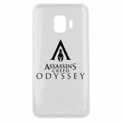 Чохол для Samsung J2 Core Assassin's Creed: Odyssey logotype