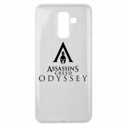 Чохол для Samsung J8 2018 Assassin's Creed: Odyssey logotype