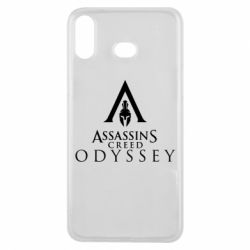 Чохол для Samsung A6s Assassin's Creed: Odyssey logotype