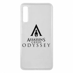 Чохол для Samsung A7 2018 Assassin's Creed: Odyssey logotype