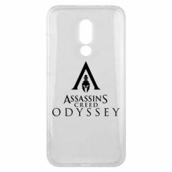 Чохол для Meizu 16x Assassin's Creed: Odyssey logotype - FatLine