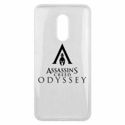 Чохол для Meizu 16 plus Assassin's Creed: Odyssey logotype - FatLine