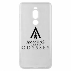 Чохол для Meizu Note 8 Assassin's Creed: Odyssey logotype - FatLine