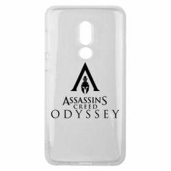 Чохол для Meizu V8 Assassin's Creed: Odyssey logotype - FatLine