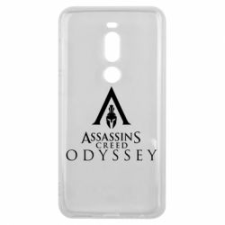 Чохол для Meizu V8 Pro Assassin's Creed: Odyssey logotype - FatLine