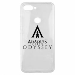 Чохол для Xiaomi Mi8 Lite Assassin's Creed: Odyssey logotype