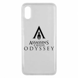 Чохол для Xiaomi Mi8 Pro Assassin's Creed: Odyssey logotype