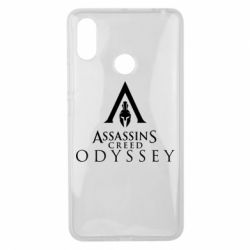 Чохол для Xiaomi Mi Max 3 Assassin's Creed: Odyssey logotype