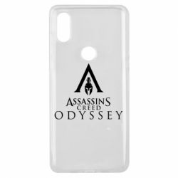 Чохол для Xiaomi Mi Mix 3 Assassin's Creed: Odyssey logotype