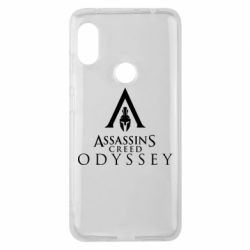 Чохол для Xiaomi Redmi Note Pro 6 Assassin's Creed: Odyssey logotype