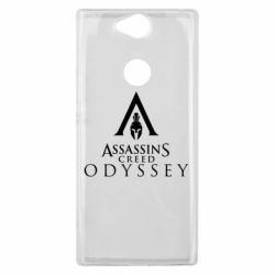 Чохол для Sony Xperia XA2 Plus Assassin's Creed: Odyssey logotype - FatLine