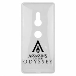 Чохол для Sony Xperia XZ2 Assassin's Creed: Odyssey logotype - FatLine