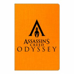 Блокнот А5 Assassin's Creed: Odyssey logotype