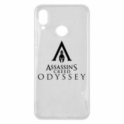 Чохол для Huawei P Smart Plus Assassin's Creed: Odyssey logotype - FatLine