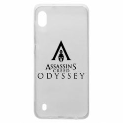 Чохол для Samsung A10 Assassin's Creed: Odyssey logotype