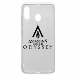 Чохол для Samsung A30 Assassin's Creed: Odyssey logotype