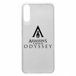 Чохол для Samsung A70 Assassin's Creed: Odyssey logotype