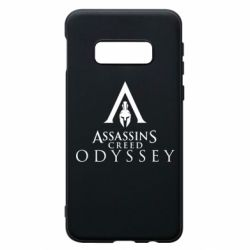 Чохол для Samsung S10e Assassin's Creed: Odyssey logotype