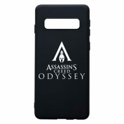 Чохол для Samsung S10 Assassin's Creed: Odyssey logotype