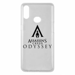 Чохол для Samsung A10s Assassin's Creed: Odyssey logotype