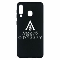 Чохол для Samsung M30 Assassin's Creed: Odyssey logotype