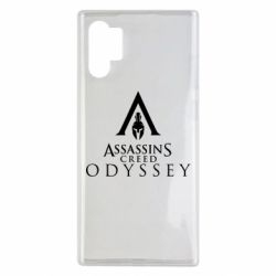 Чохол для Samsung Note 10 Plus Assassin's Creed: Odyssey logotype