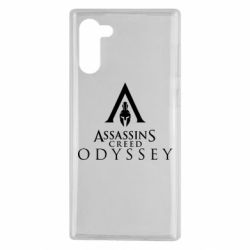 Чохол для Samsung Note 10 Assassin's Creed: Odyssey logotype