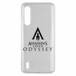 Чохол для Xiaomi Mi9 Lite Assassin's Creed: Odyssey logotype