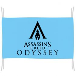 Прапор Assassin's Creed: Odyssey logotype