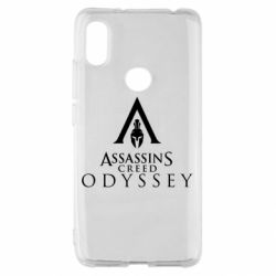 Чохол для Xiaomi Redmi S2 Assassin's Creed: Odyssey logotype