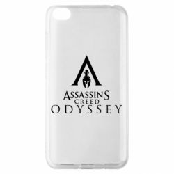 Чохол для Xiaomi Redmi Go Assassin's Creed: Odyssey logotype