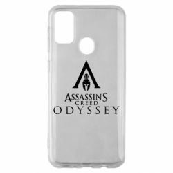 Чохол для Samsung M30s Assassin's Creed: Odyssey logotype
