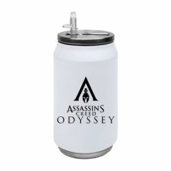 Термобанка 350ml Assassin's Creed: Odyssey logotype
