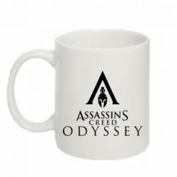 Кружка 320ml Assassin's Creed: Odyssey logotype