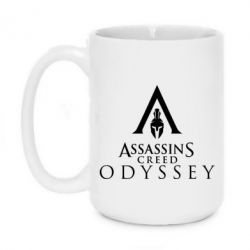 Кружка 420ml Assassin's Creed: Odyssey logotype