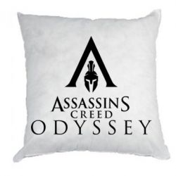 Подушка Assassin's Creed: Odyssey logotype