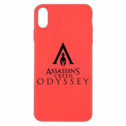 Чохол для iPhone X/Xs Assassin's Creed: Odyssey logotype