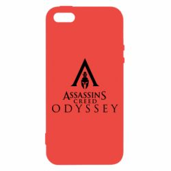 Чохол для iphone 5/5S/SE Assassin's Creed: Odyssey logotype