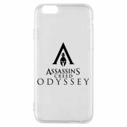 Чохол для iPhone 6/6S Assassin's Creed: Odyssey logotype