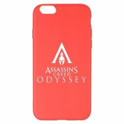 Чохол для iPhone 6 Plus/6S Plus Assassin's Creed: Odyssey logotype