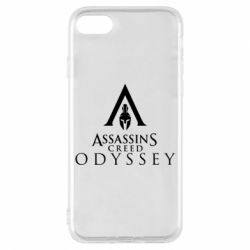 Чохол для iPhone 7 Assassin's Creed: Odyssey logotype