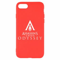 Чохол для iPhone 8 Assassin's Creed: Odyssey logotype