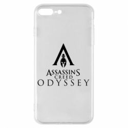 Чохол для iPhone 8 Plus Assassin's Creed: Odyssey logotype