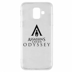 Чохол для Samsung A6 2018 Assassin's Creed: Odyssey logotype